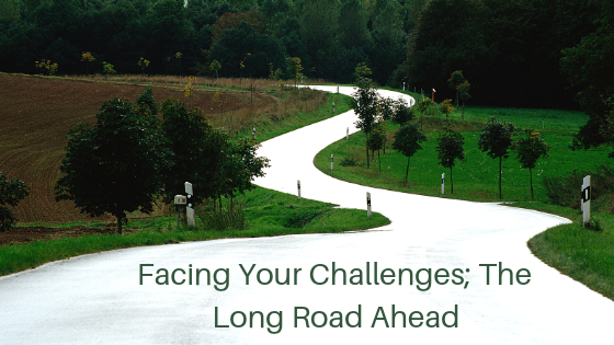 Long winding road,